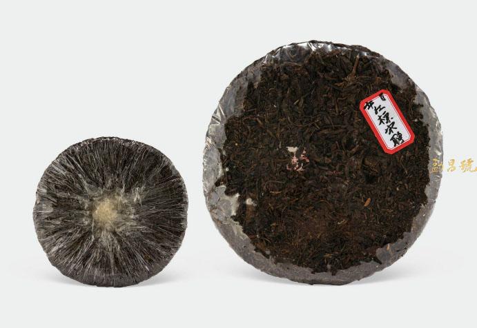普洱茶发展史:从号级茶到印级茶再到七子饼。